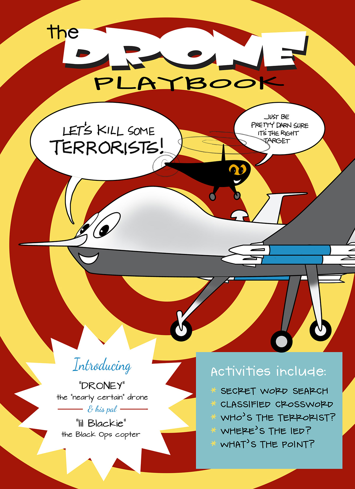 Drone play book
