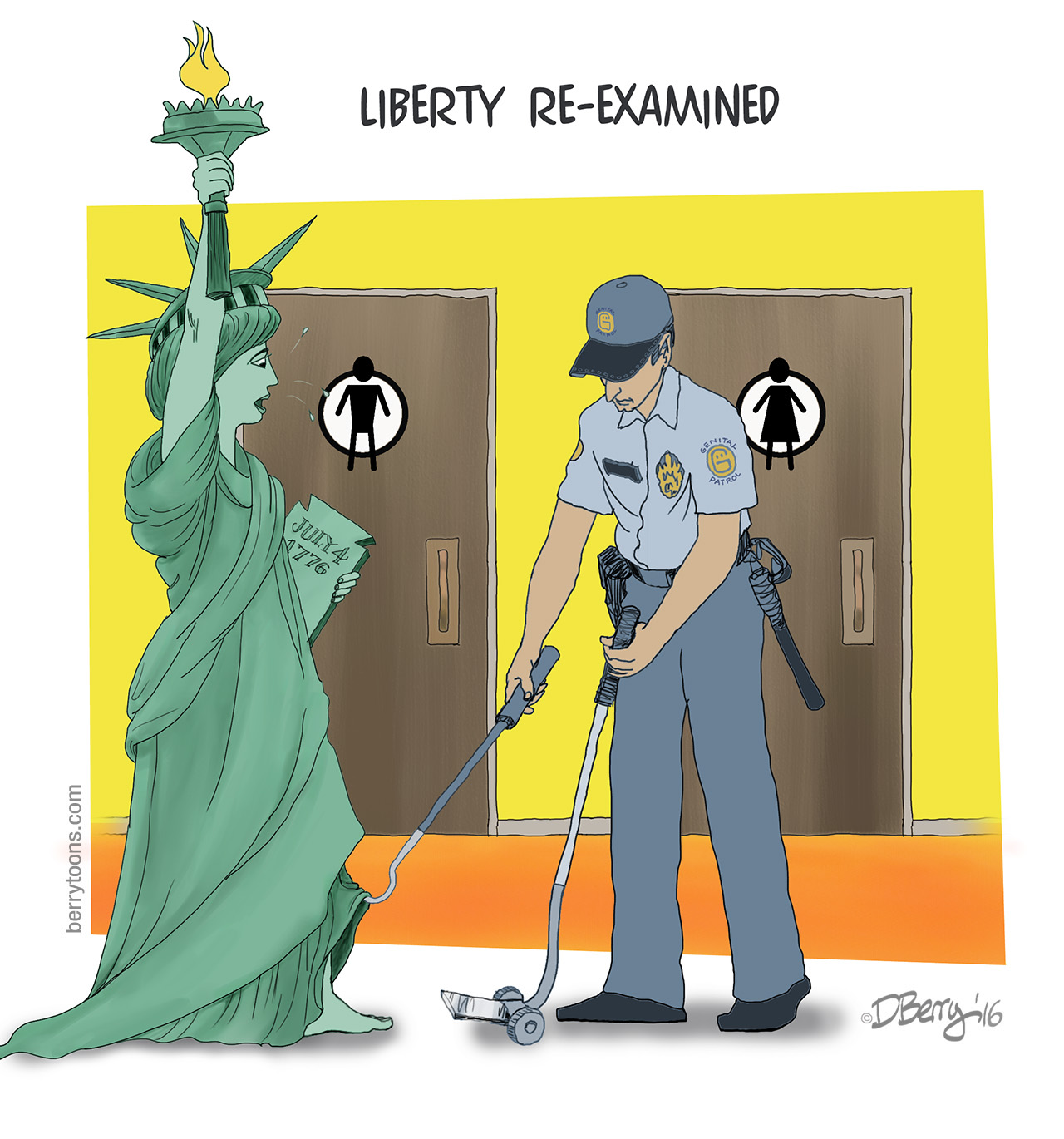 Liberty re-examined