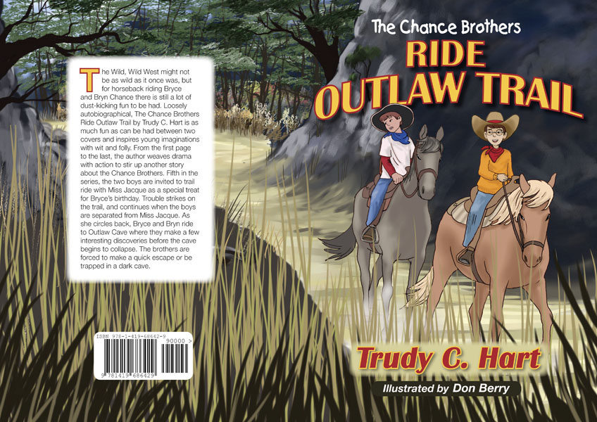 Ride Outlaw Trail - cover