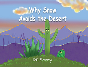 Why Snow Avoids the Desert - front cover